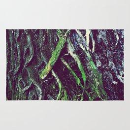 art of the tree Rug