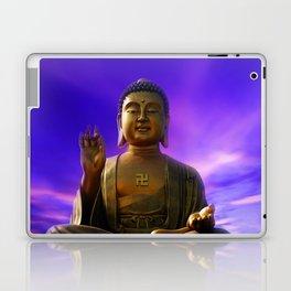 Buddha Blue Dawn Laptop & iPad Skin