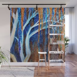 Weeping willow Wall Mural