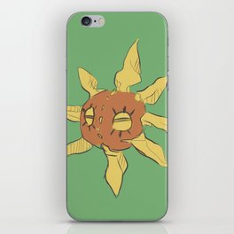 Space Rock iPhone Skin