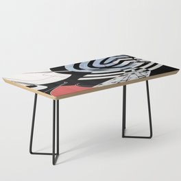Night Owl Surfers Coffee Table