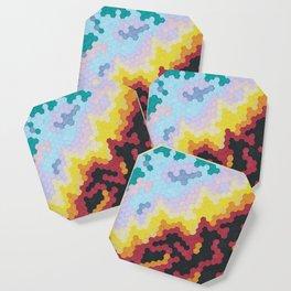 Nebula Hex Coaster