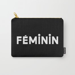 French New Wave - Feminin Carry-All Pouch