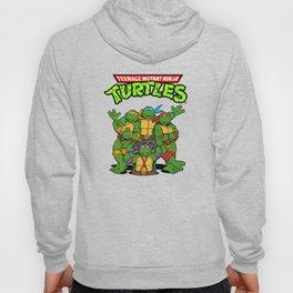 Retro Ninja Turtles Hoody