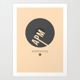 AntiPanda #1 Art Print