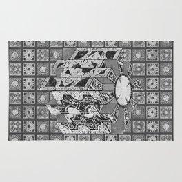 Hellraiser Puzzlebox D Rug