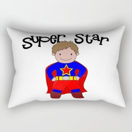 I'm A Super Star Kid Rectangular Pillow