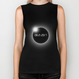 Total Solar Eclipse. USA. 08.21.2017. Best sellers! Enjoy! Biker Tank