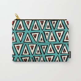 shakal turquoise Carry-All Pouch
