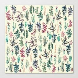 suave garden Canvas Print