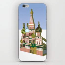 Russia Is A Marginal Power iPhone Skin