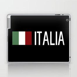 Italy: Italia & Italian Flag Laptop & iPad Skin
