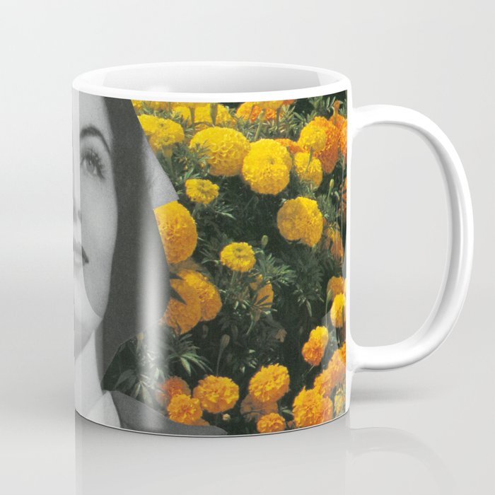 Miss Marigold Coffee Mug