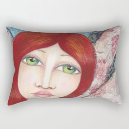 One day is enough. Rectangular Pillow