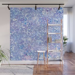 Crystallized Wall Mural