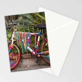 Bead Bike Stationery Cards