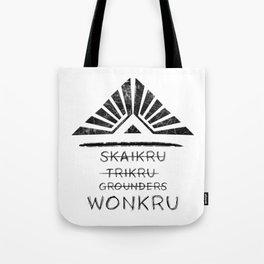 Join the Wonkru Tote Bag