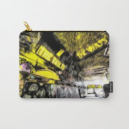 London Graffiti Art Carry-All Pouch