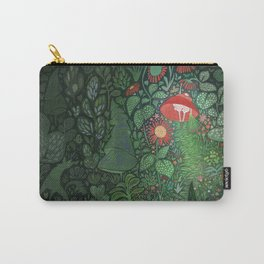 The Woods: Little Red Carry-All Pouch