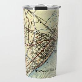 Vintage Map of Myrtle Beach South Carolina (1940) Travel Mug