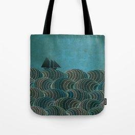 The Open Sea Tote Bag
