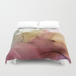 Summer Nectar Duvet Cover