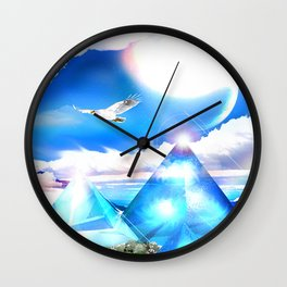 Shambhala Wall Clock
