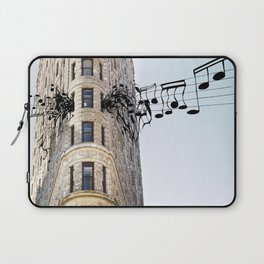 the musician Laptop Sleeve