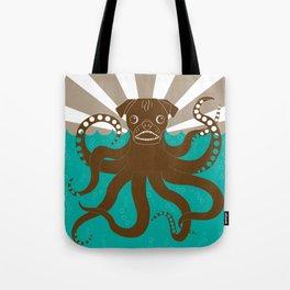 Octopug Tote Bag