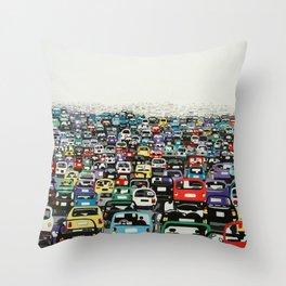 G.R.A. Throw Pillow