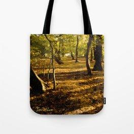 London Woods Tote Bag