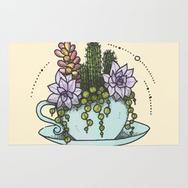 Tea Succs Rug