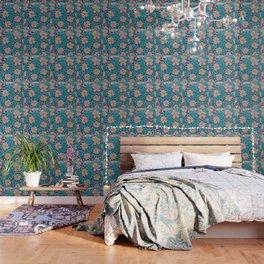 Georgia Lilly Wallpaper