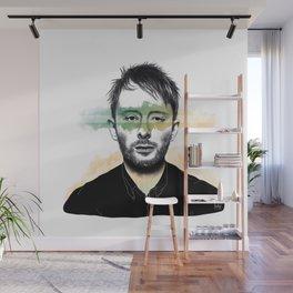 Thom Yorke Wall Mural