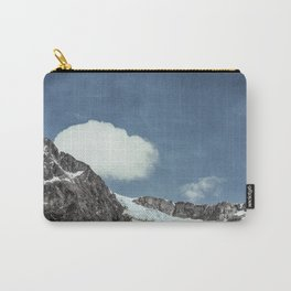 mountains and ice Carry-All Pouch