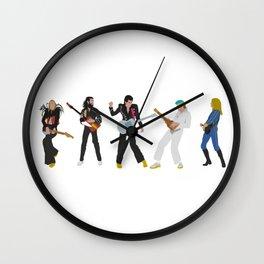 Roxy fyp Wall Clock