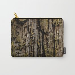 Old Wood Close up Carry-All Pouch