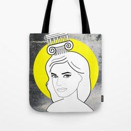 Melina Eyes Tote Bag