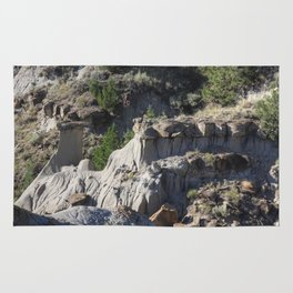 Montana Badlands Rug