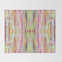 Stride Tie-Dye Throw Blanket