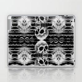 Freak Skull Pattern Laptop & iPad Skin