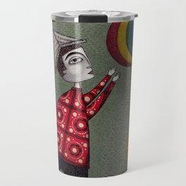 Henry's Rainbow Travel Mug