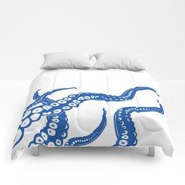 Anyone for calamari? Comforters