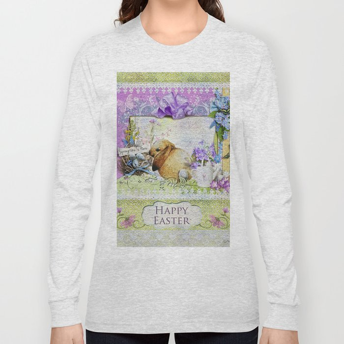 Easter Time Long Sleeve T-shirt