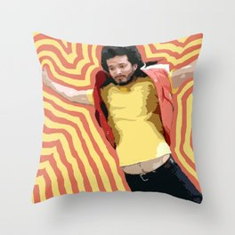 Bret McKenzie 5 Throw Pillow