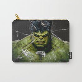 Angry HULK  Carry-All Pouch