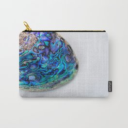 Paua Shell Carry-All Pouch