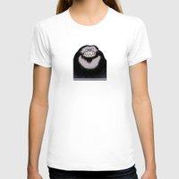 bigfoot T-shirts featuring Bigfoot by FireAwayMarmot