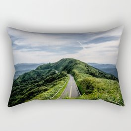 road to heaven Rectangular Pillow