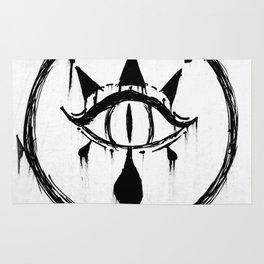 Sheikah Eye Rug